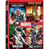 Marvel Anime Collection [DVD]